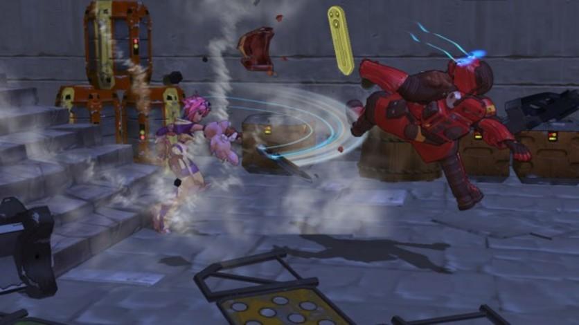Screenshot 6 - Blade Kitten