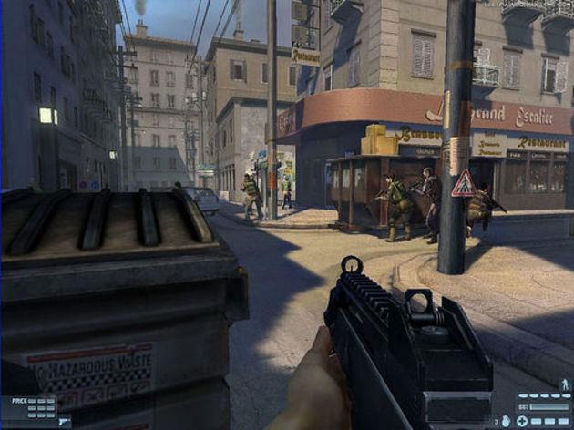 Screenshot 2 - Rainbow Six Lockdown