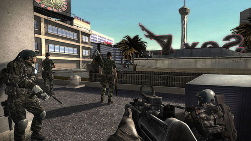 Screenshot 3 - Tom Clancy's Rainbow Six Vegas 2