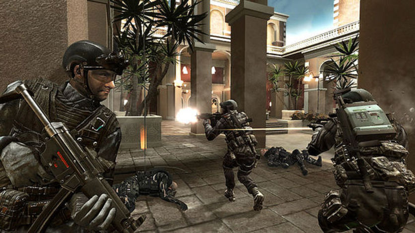 Screenshot 4 - Tom Clancy's Rainbow Six Vegas 2