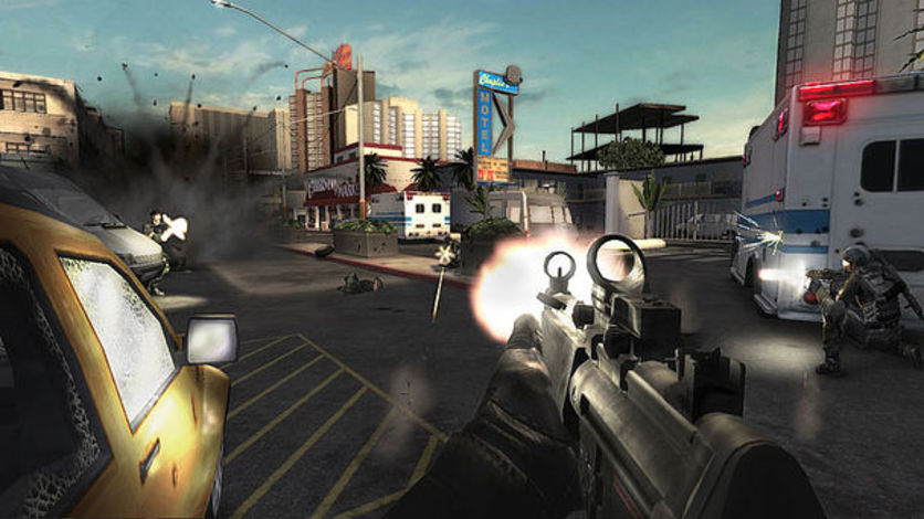 Screenshot 2 - Tom Clancy's Rainbow Six Vegas 2