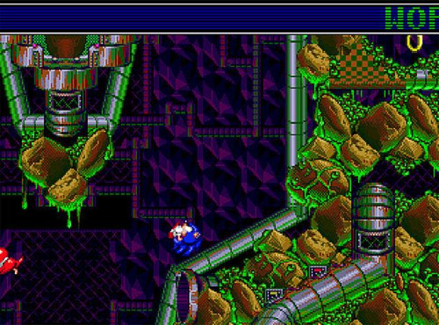 Screenshot 3 - Sonic Spinball