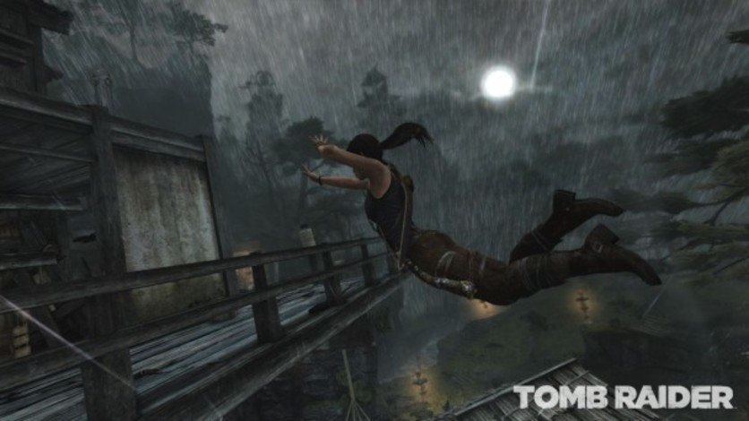 Screenshot 2 - Tomb Raider Survival Edition