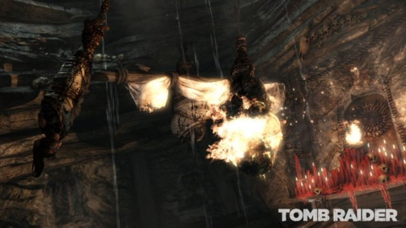 Screenshot 4 - Tomb Raider Survival Edition