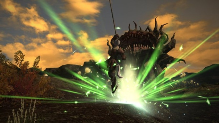 Screenshot 2 - FINAL FANTASY XIV: A Realm Reborn