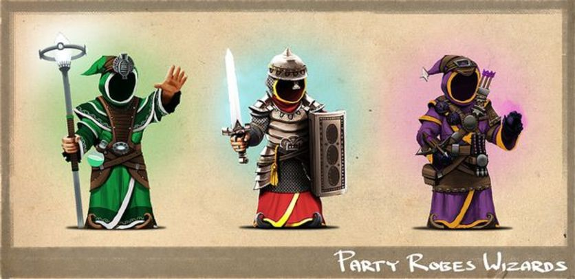 Screenshot 7 - Magicka: Party Robe Bundle