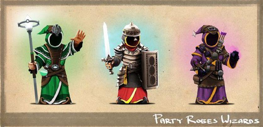 Screenshot 7 - Magicka: Party Robe Bundle