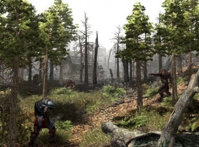 Screenshot 2 - Gothic 3