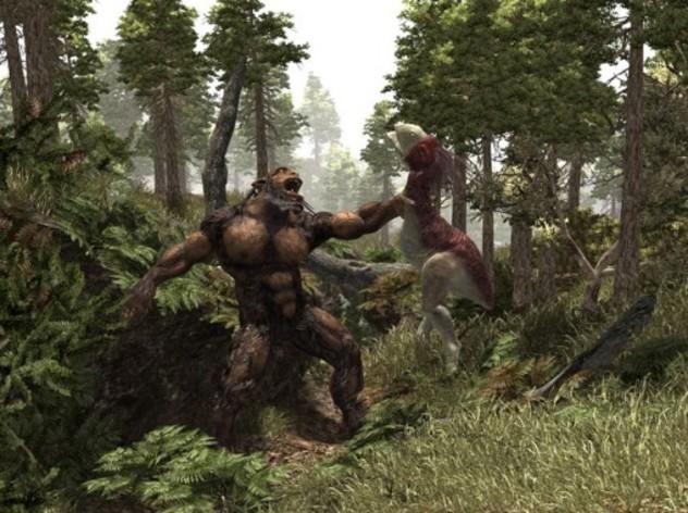Screenshot 3 - Gothic 3