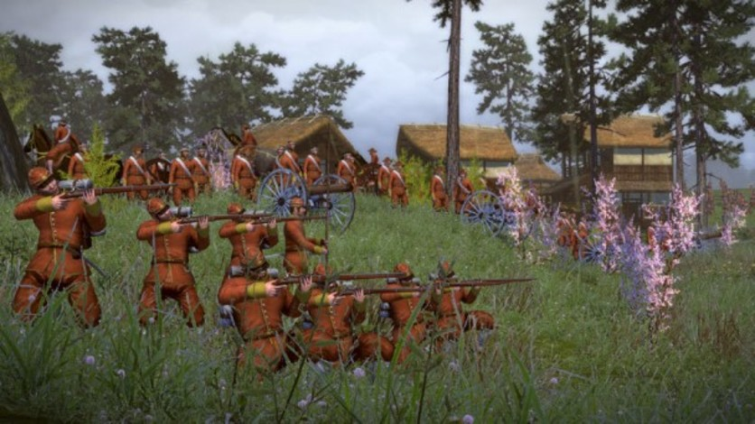 Screenshot 5 - Total War: SHOGUN 2 - Fall of the Samurai - Clan Packs