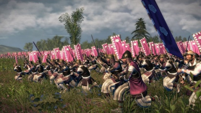 Screenshot 1 - Total War: SHOGUN 2 - Fall of the Samurai - Clan Packs