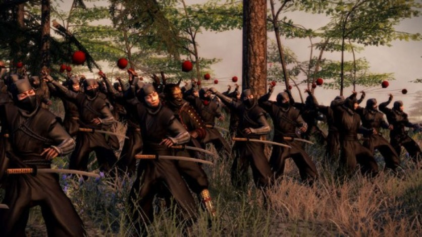 Screenshot 6 - Total War: SHOGUN 2 - Fall of the Samurai - Clan Packs