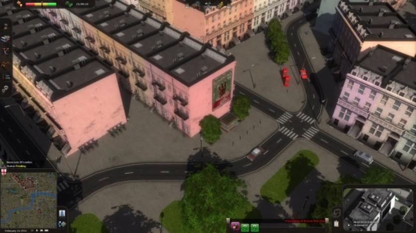 Screenshot 1 - Cities in Motion: London