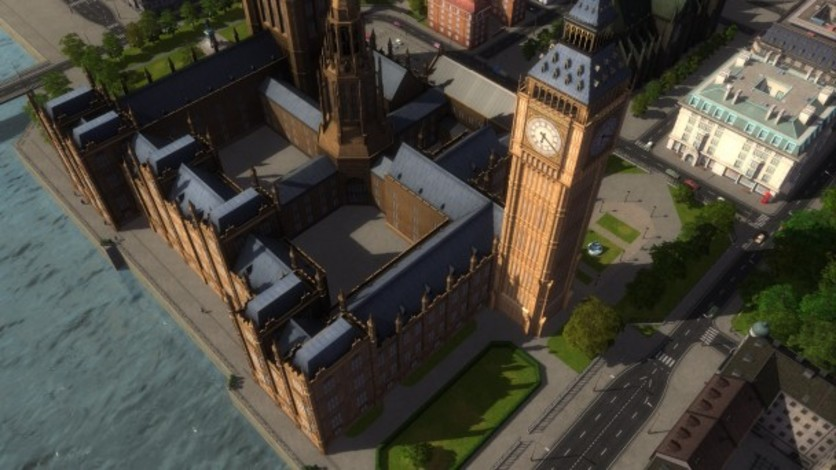 Screenshot 4 - Cities in Motion: London