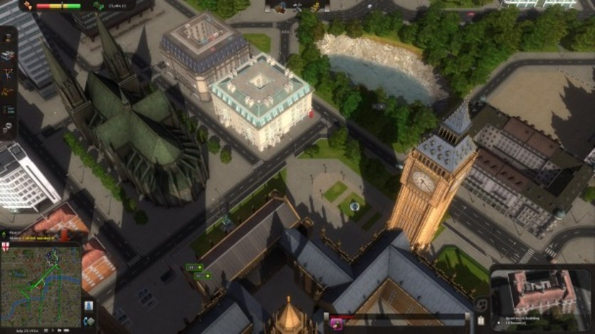 Screenshot 2 - Cities in Motion: London