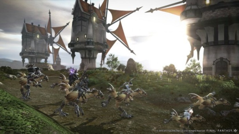 Screenshot 5 - FINAL FANTASY XIV: A Realm Reborn Digital Collector's Edition