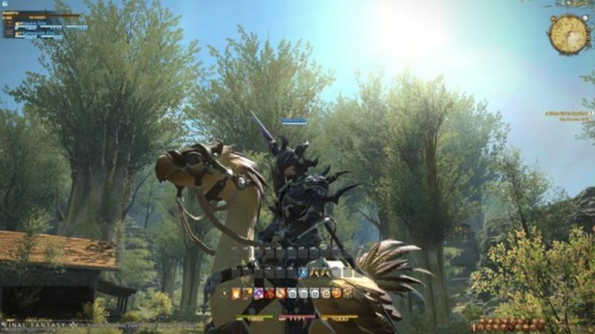 Screenshot 3 - FINAL FANTASY XIV: A Realm Reborn Digital Collector's Edition