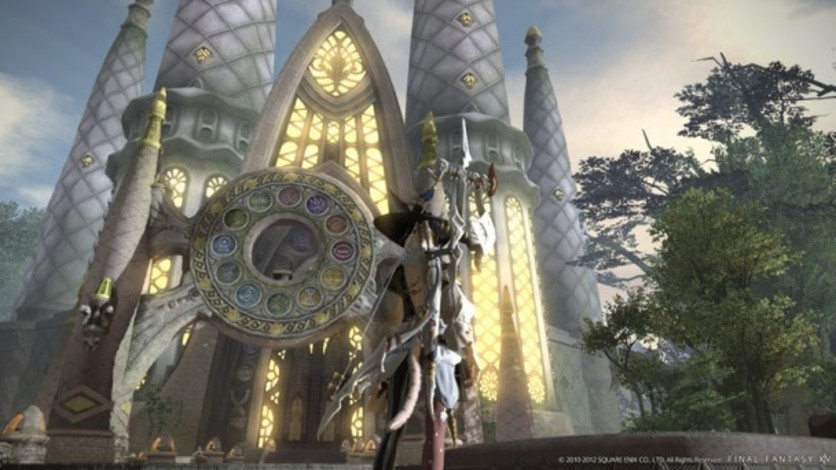 Screenshot 4 - FINAL FANTASY XIV: A Realm Reborn Digital Collector's Edition