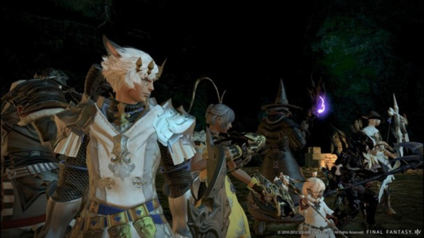 Screenshot 7 - FINAL FANTASY XIV: A Realm Reborn Digital Collector's Edition