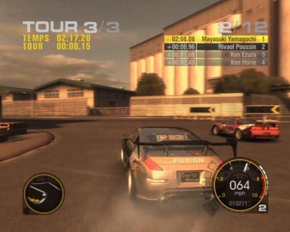 Screenshot 2 - Race Driver: Grid