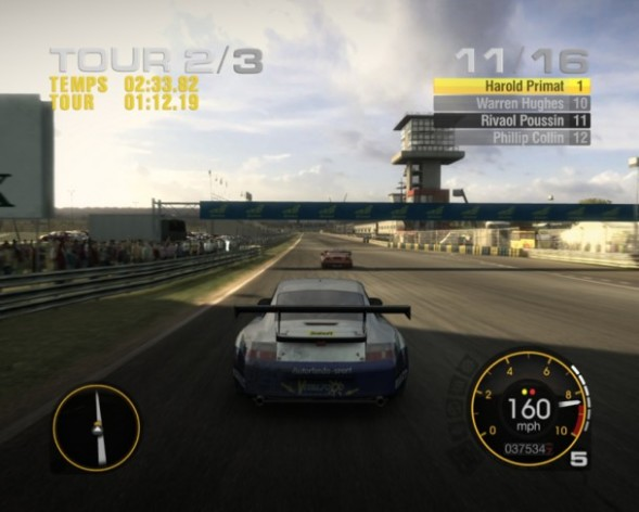 Screenshot 4 - Race Driver: Grid