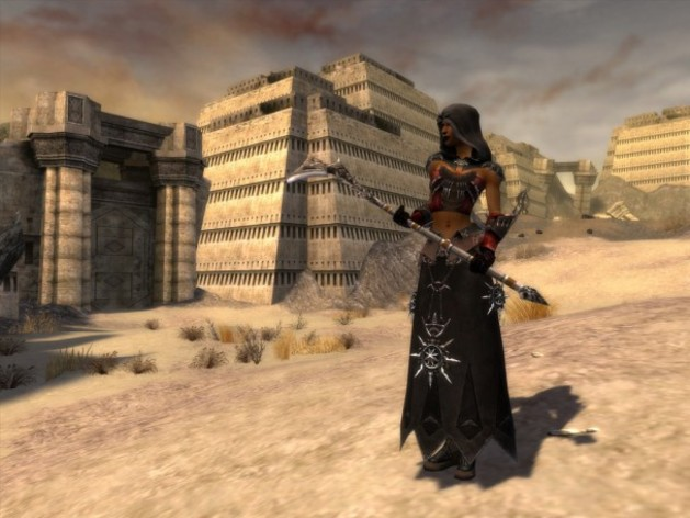 Screenshot 1 - Guild Wars Platinum Edition