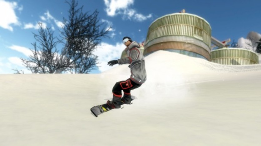 Screenshot 19 - Pro Riders Snowboard