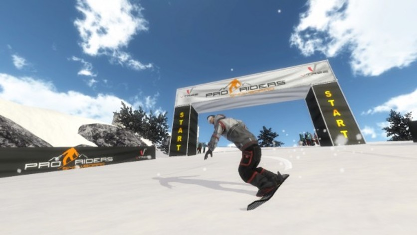 Screenshot 17 - Pro Riders Snowboard