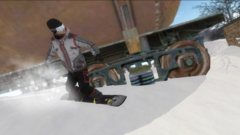 Screenshot 6 - Pro Riders Snowboard