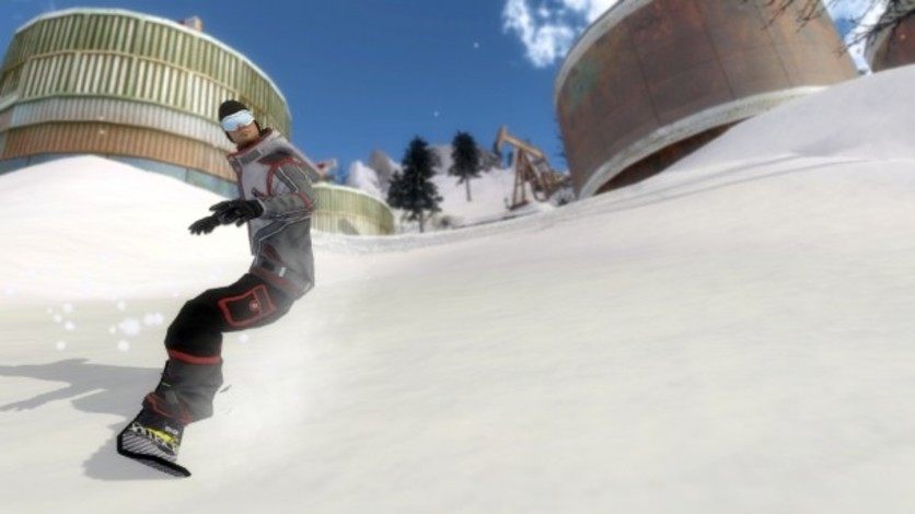 Screenshot 11 - Pro Riders Snowboard