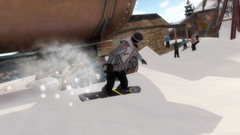 Screenshot 7 - Pro Riders Snowboard