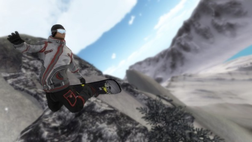 Screenshot 15 - Pro Riders Snowboard
