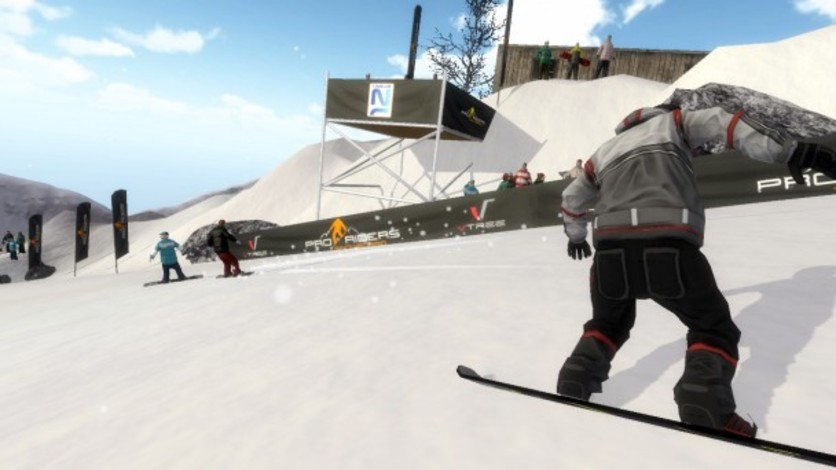 Screenshot 3 - Pro Riders Snowboard