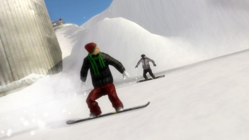 Screenshot 9 - Pro Riders Snowboard