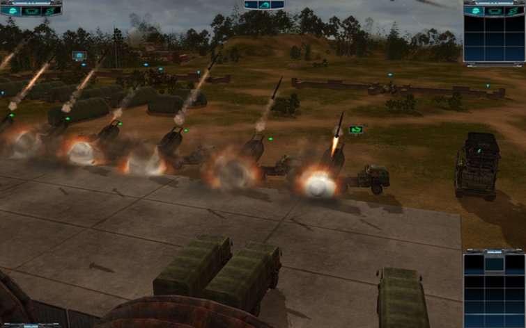Screenshot 3 - Elements of War