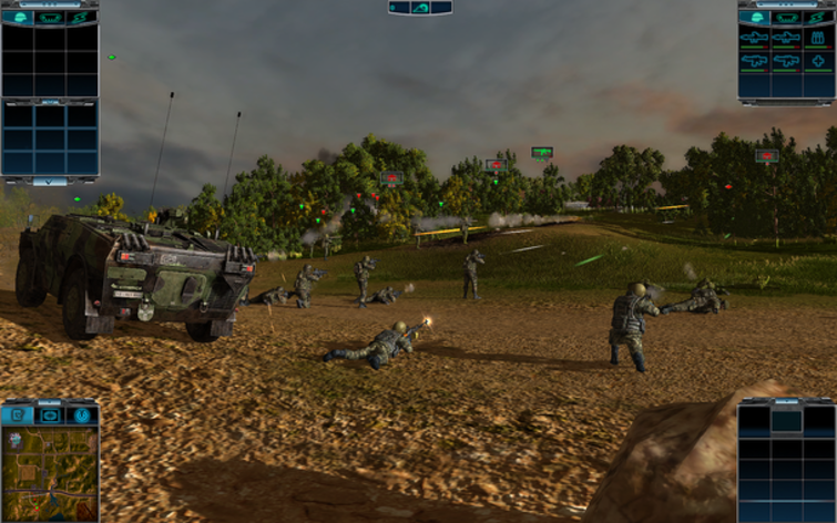 Screenshot 9 - Elements of War