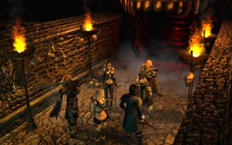 Screenshot 2 - Grotesque Tactics 2 - Dungeons & Donuts
