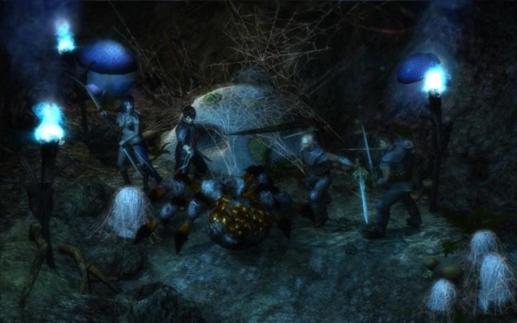 Screenshot 7 - Grotesque Tactics 2 - Dungeons & Donuts