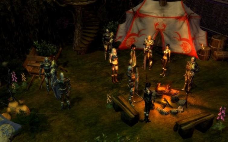 Screenshot 4 - Grotesque Tactics 2 - Dungeons & Donuts