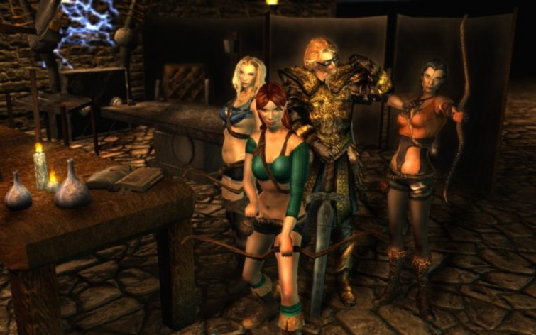 Screenshot 3 - Grotesque Tactics 2 - Dungeons & Donuts