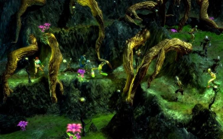 Screenshot 5 - Grotesque Tactics 2 - Dungeons & Donuts