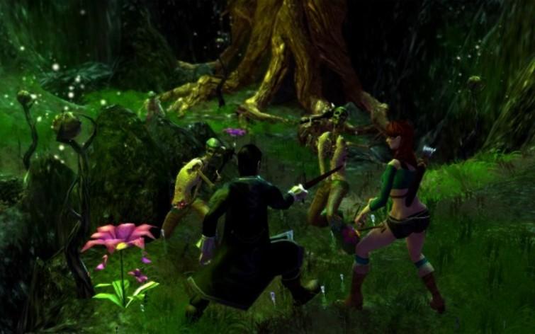 Screenshot 6 - Grotesque Tactics 2 - Dungeons & Donuts