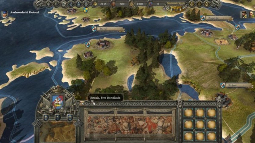 Screenshot 4 - Reign - Conflict of Nations