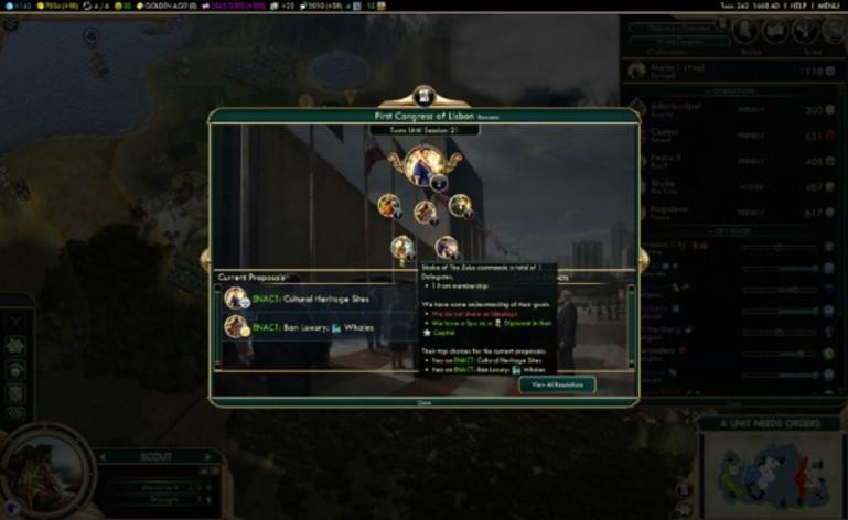 Screenshot 8 - Sid Meier's Civilization V: Brave New World