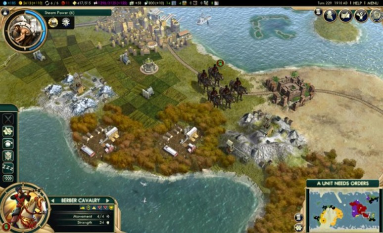 Screenshot 6 - Sid Meier's Civilization V: Brave New World