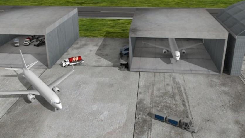 Screenshot 1 - Ground Control Simulator 2011