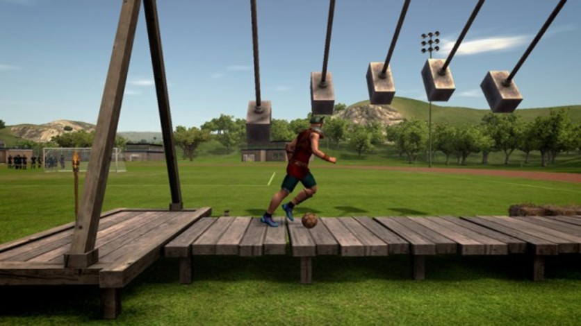 Screenshot 2 - Lords of Football - Super Training