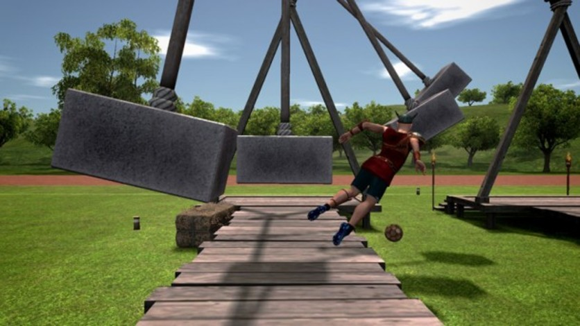 Screenshot 1 - Lords of Football - Super Training