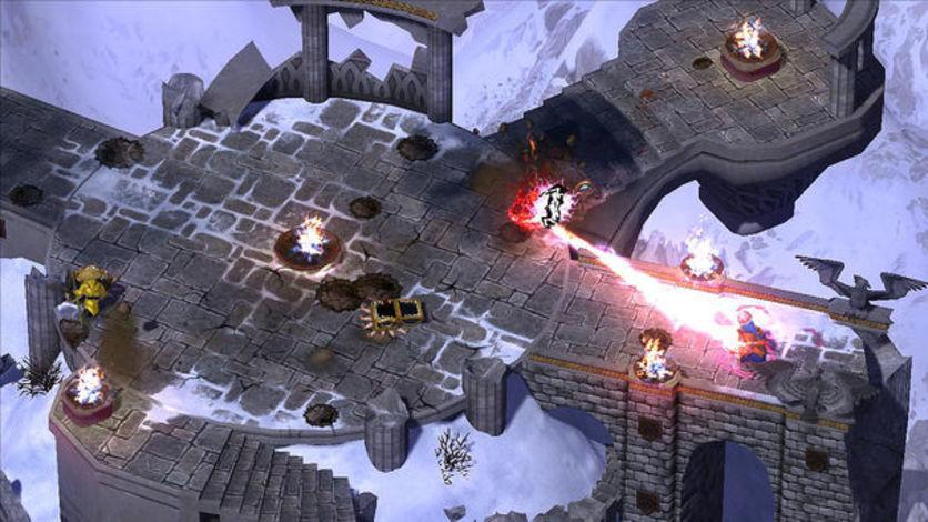 Screenshot 5 - Magicka: The Watchtower