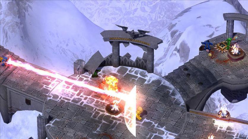 Screenshot 3 - Magicka: The Watchtower
